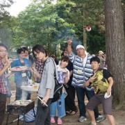 2015年 木崎湖BBQ⑤