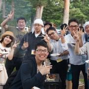 2015年木崎湖BBQ①