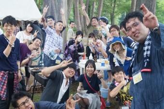 2015年 木崎湖BBQ④